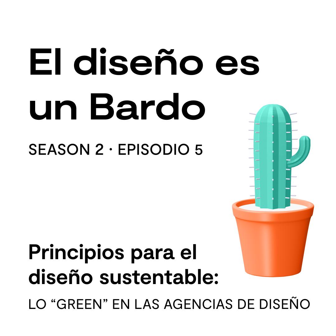 """Principios para el diseño sustentable, lo """"green"""" en las agencias de diseño, brand narratives y calculadoras de carbono"""