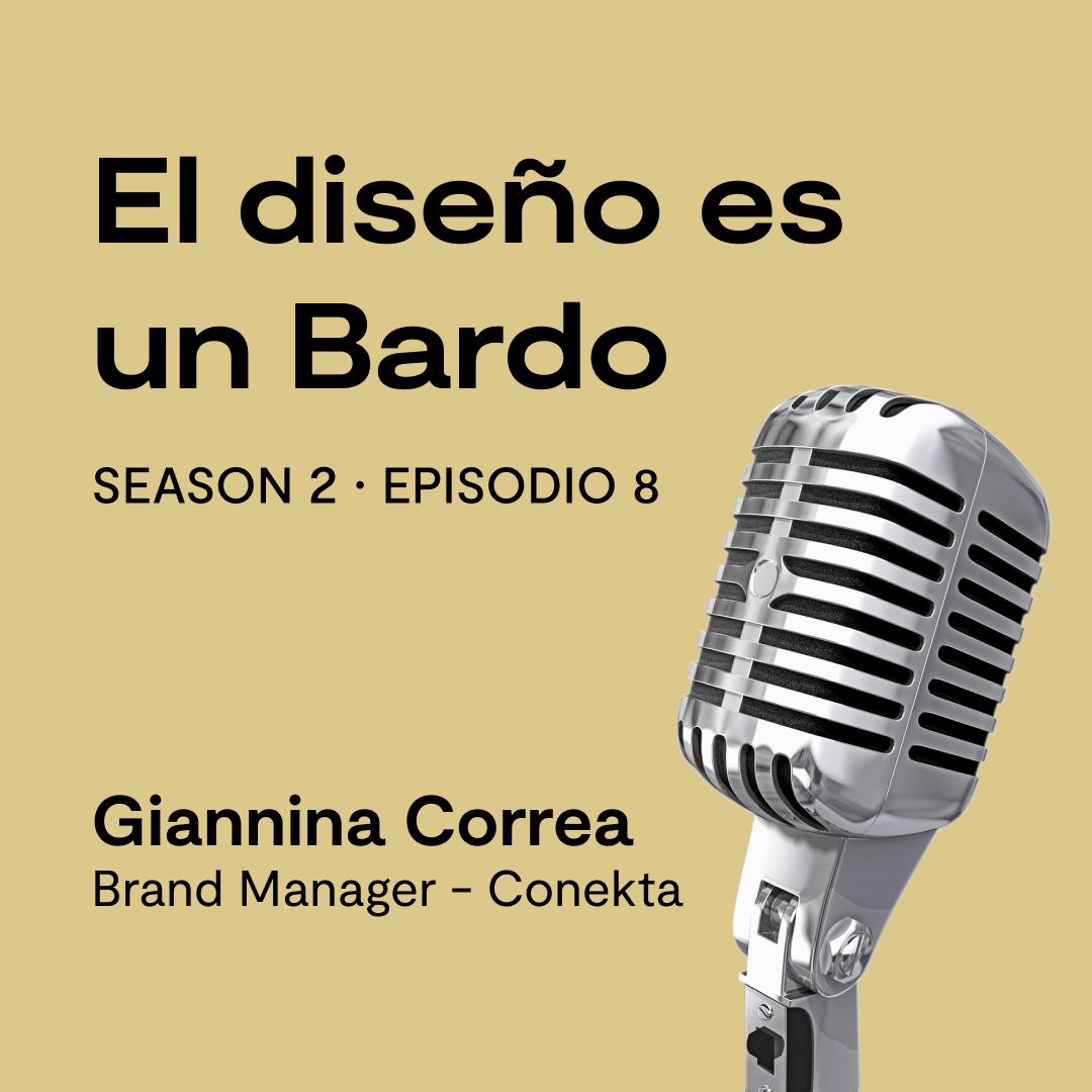 Especial con Giannina Correa: Conekta, pagos online en México, branding y diseño