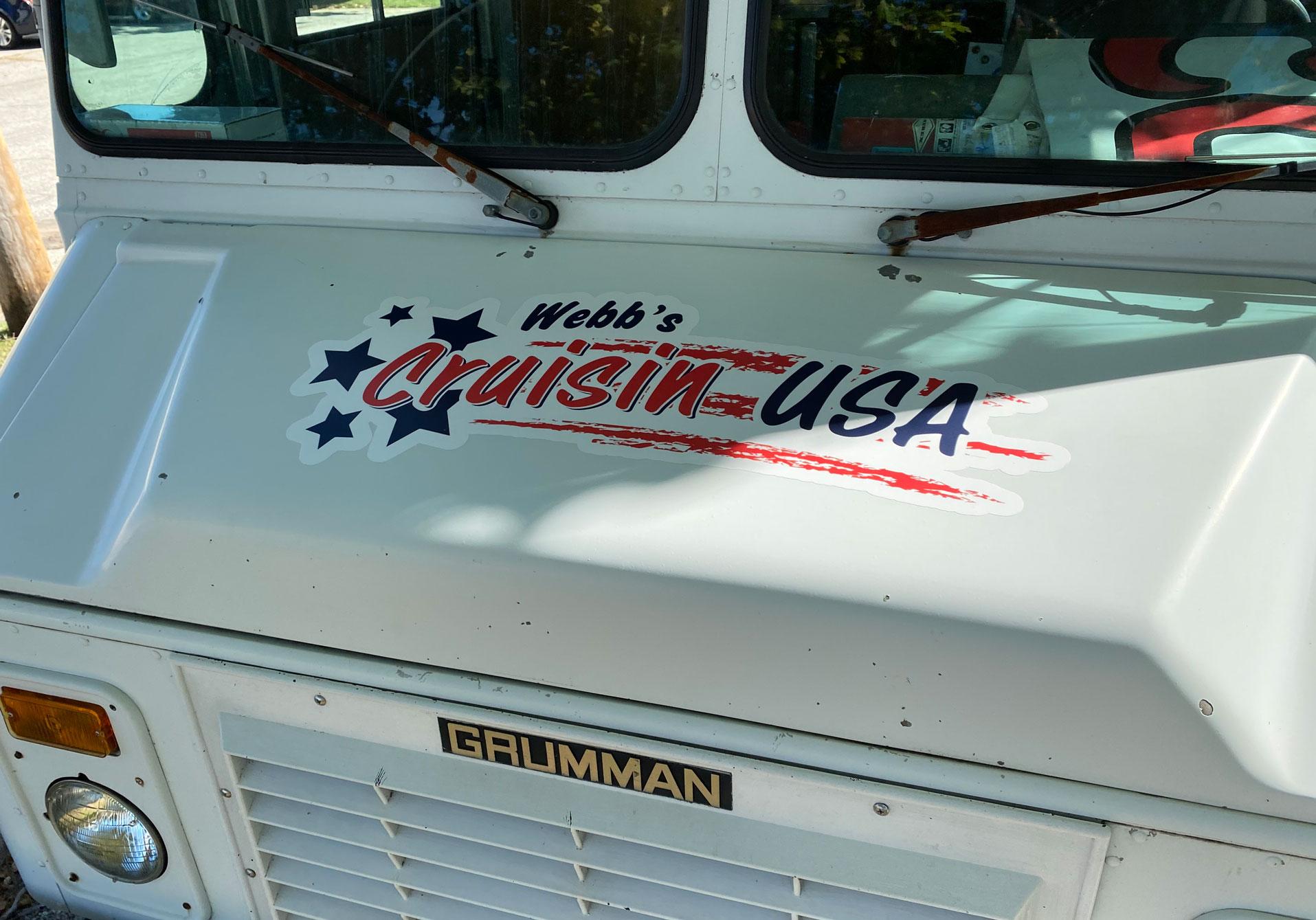 Webb's Cruisin USA