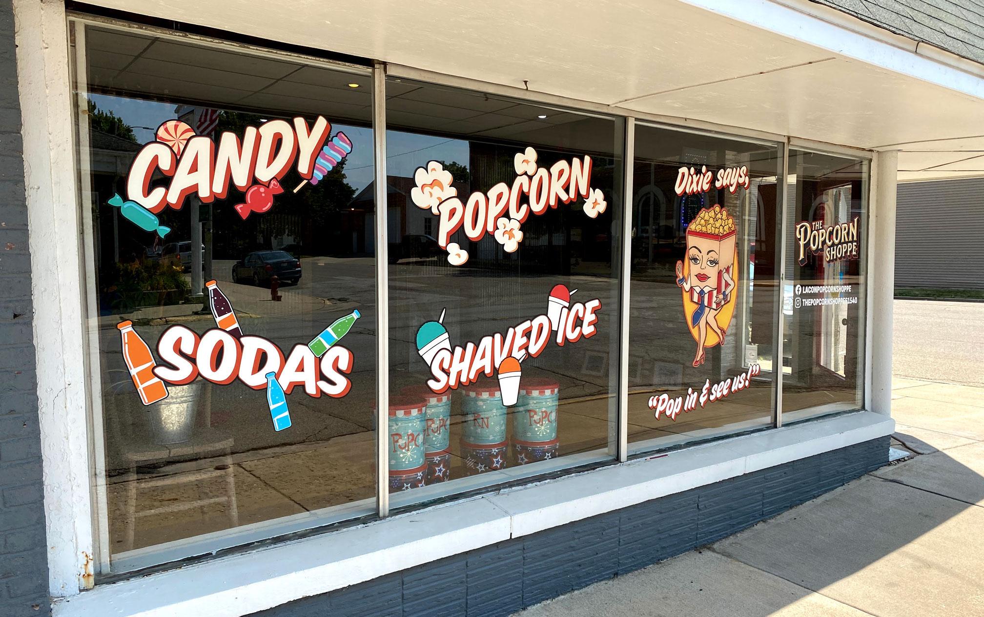 The Popcorn Shoppe