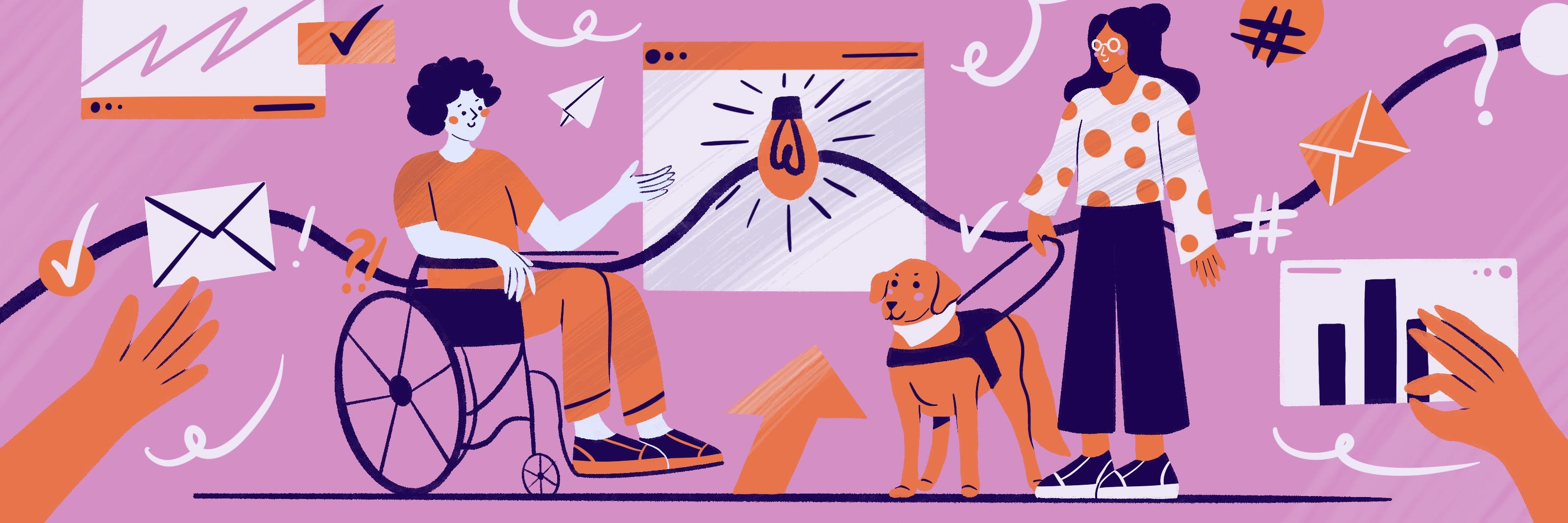 Accessible Design Systems: Look Good While Doing Good