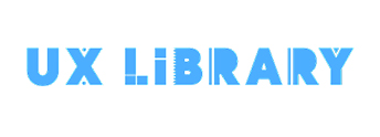 UX Library blue logo