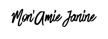 Mon Amie Janine logo