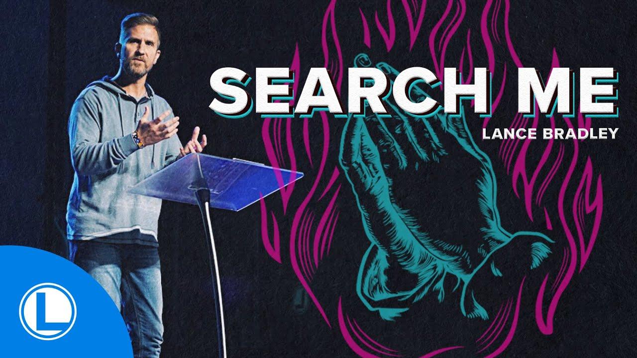 Search Me, Dangerous Prayers, Week 1