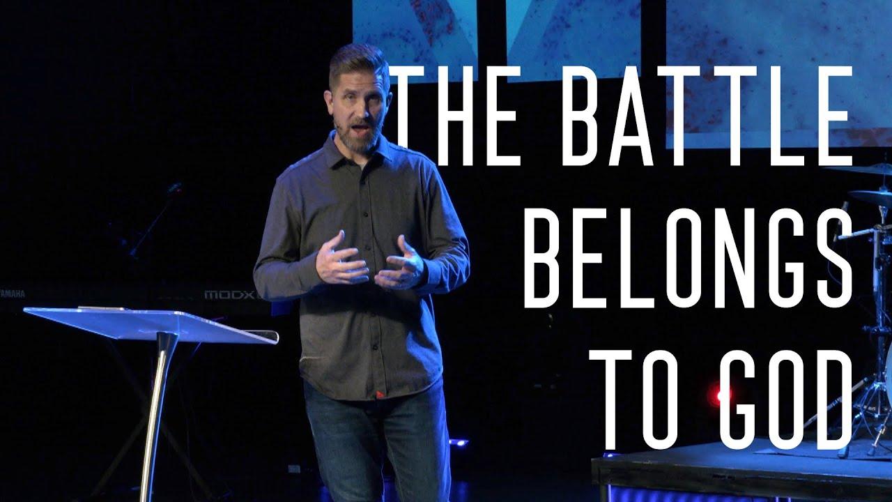 The Battle Belongs to God, Declare Hope , Week 4