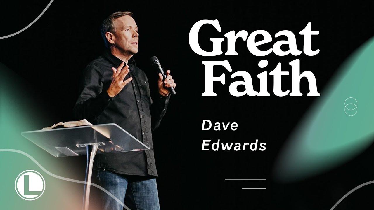 Guest Speaker: Great Faith