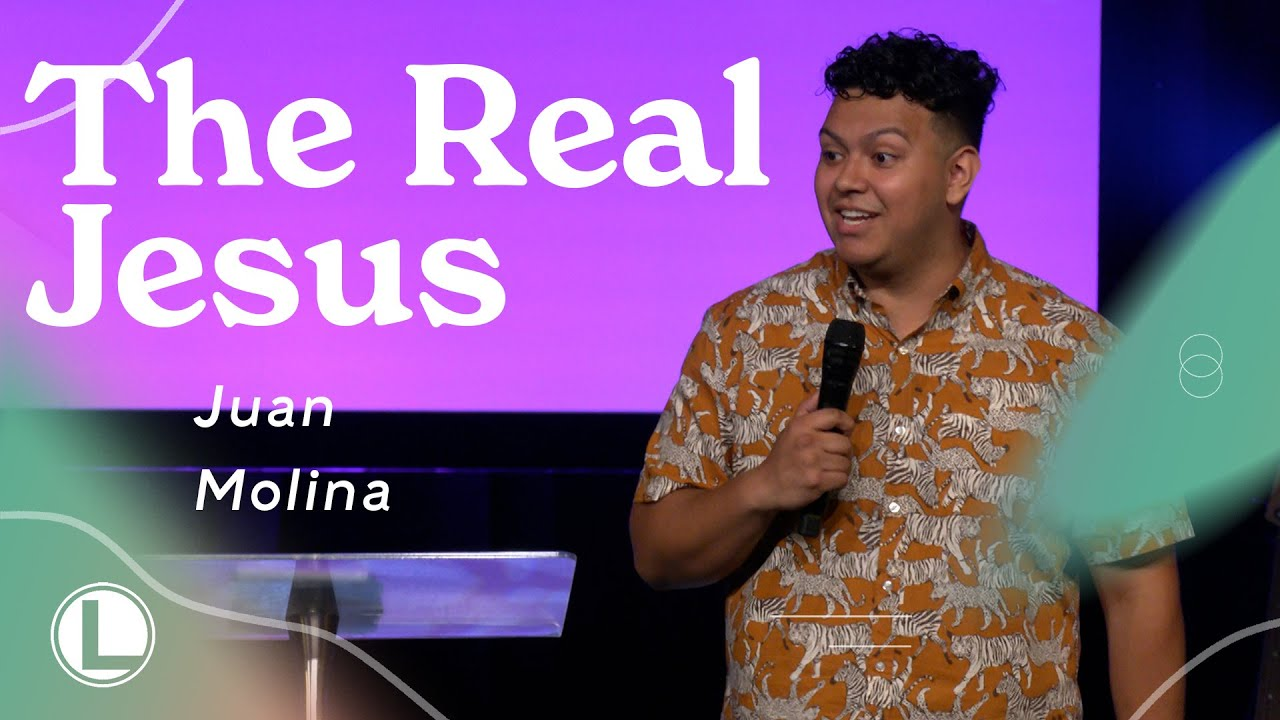 Guest Speaker: The Real Jesus