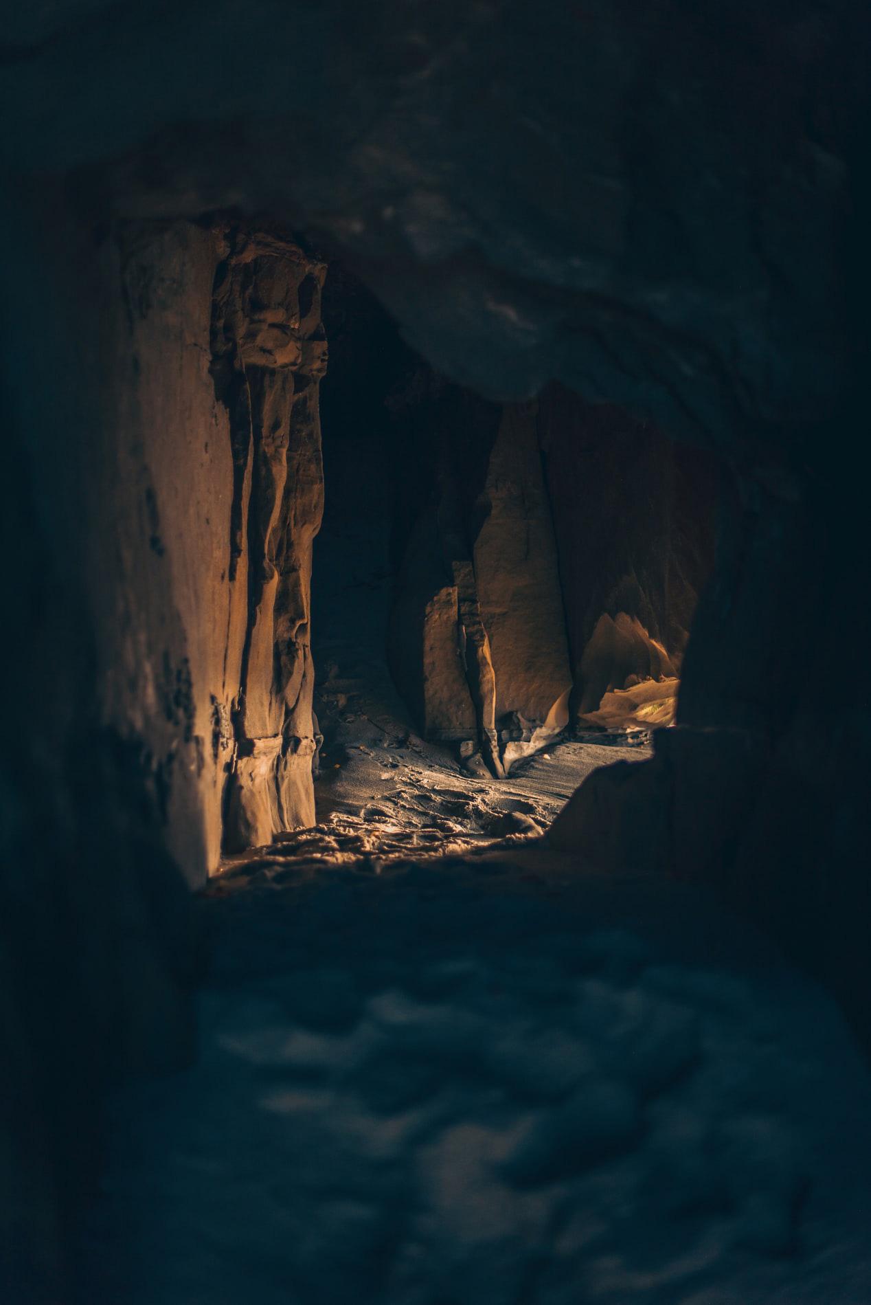 Image of aboriginal cave