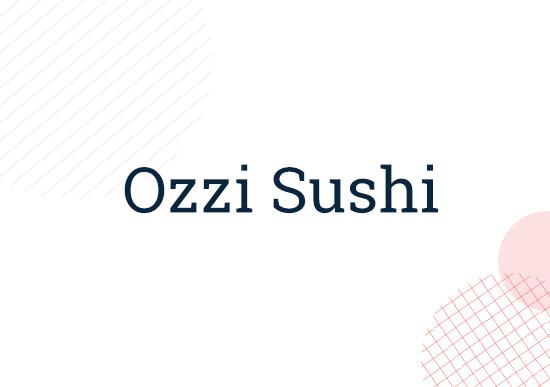 Ozzi Sushi