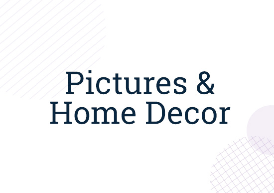 Pictures and Home Decor