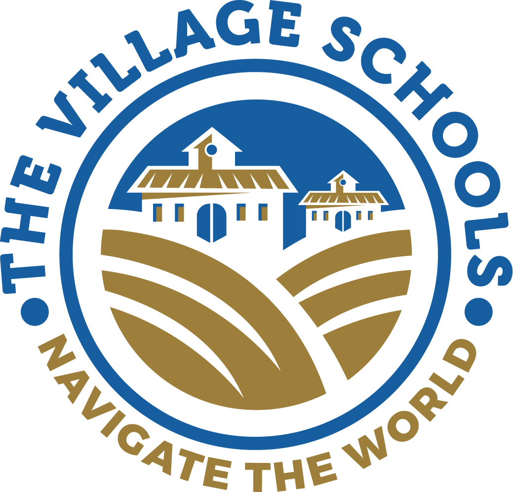 The Village School icon logo