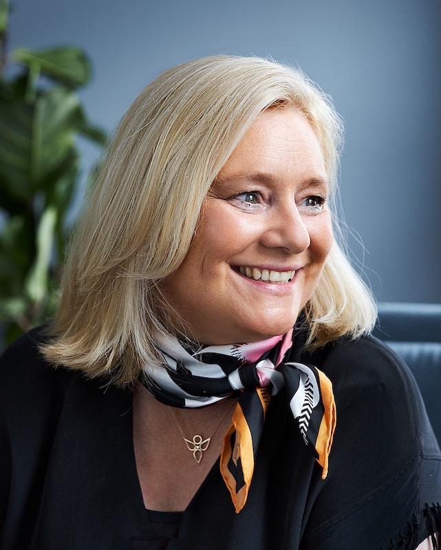 Mette Gade —CEO @ Legal Inside