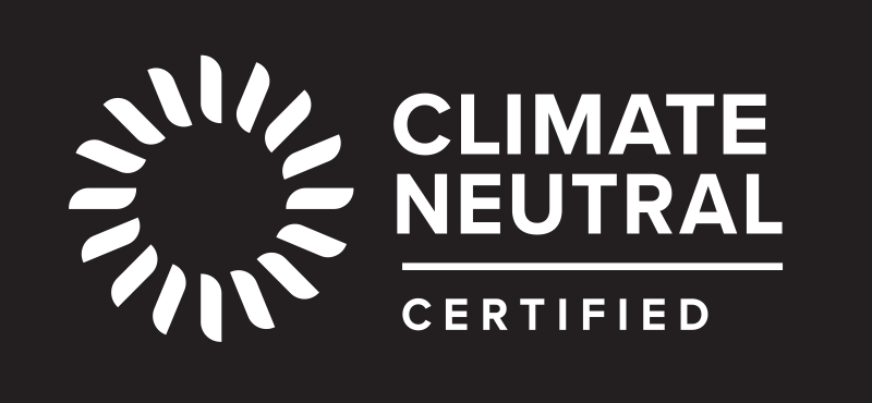 Climate Neutral Certified Badge