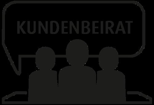 Icon zur Abbildung des Kundenbeirats von Haufe Powerhaus