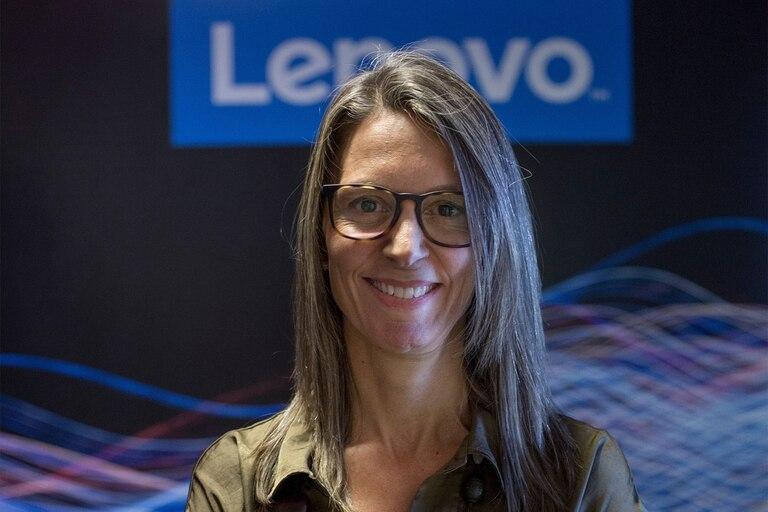 """Fanny Lospennato (Lenovo): """"En el ámbito económico, la innovación debería ser fundamental. Estamos en un momento donde el país debe afrontar una situación sin precedentes, ya que no es solo local, sino global. Ser innovador es parte de los desafíos a los que debemos apostar"""""""