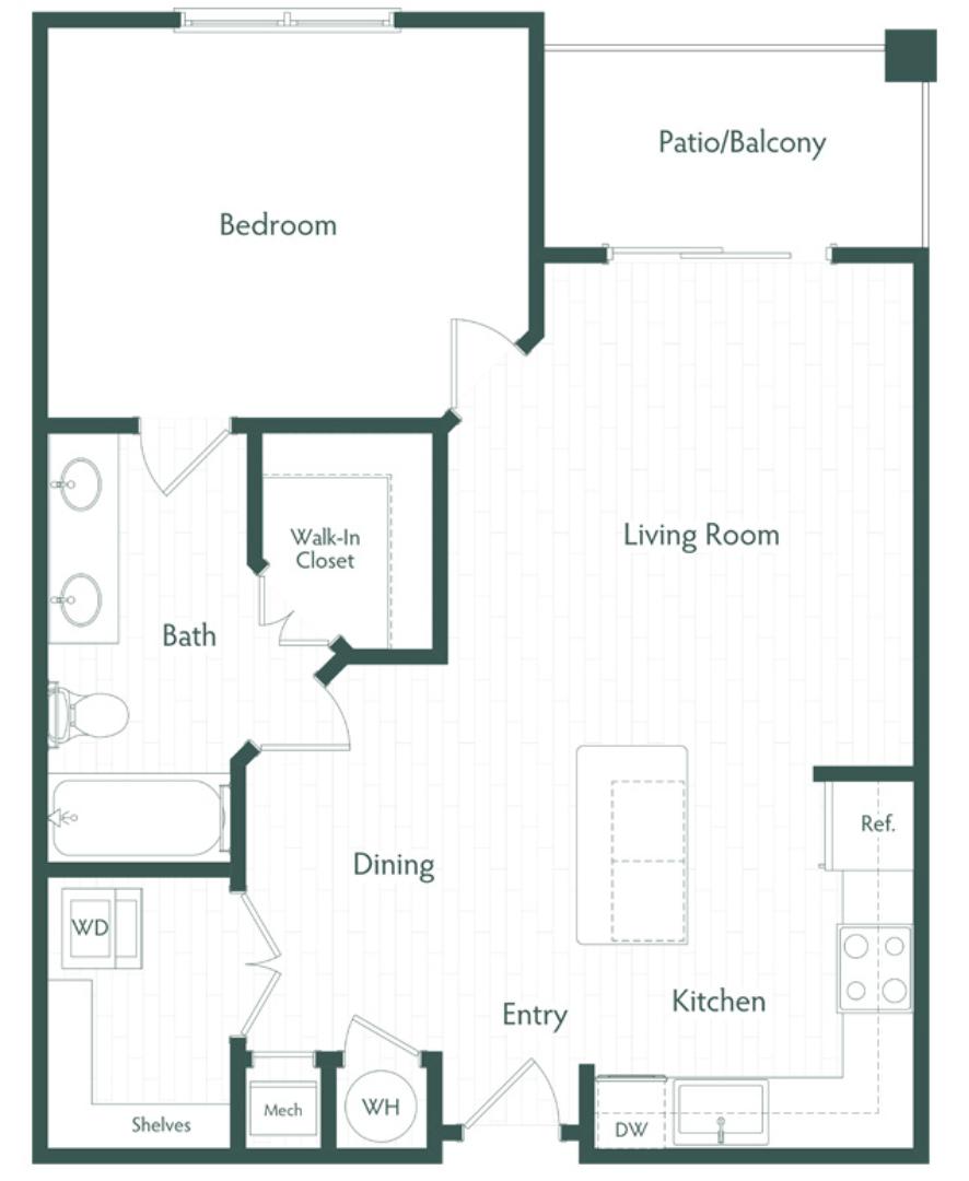 Virtual Tour Floor Plan Image A2