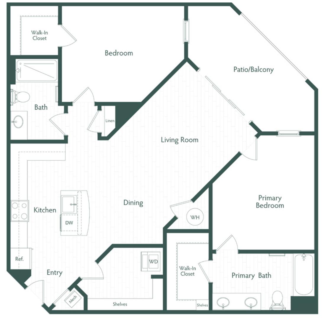 Virtual Tour Floor Plan Image B4