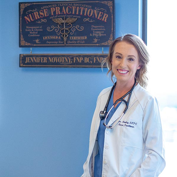 Jennifer Novotny community supported family medicine