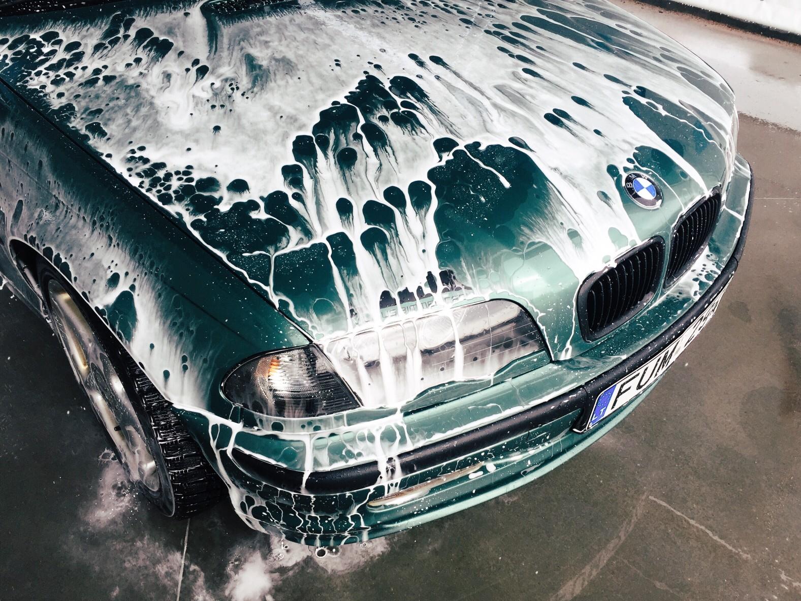 Événement lave-auto