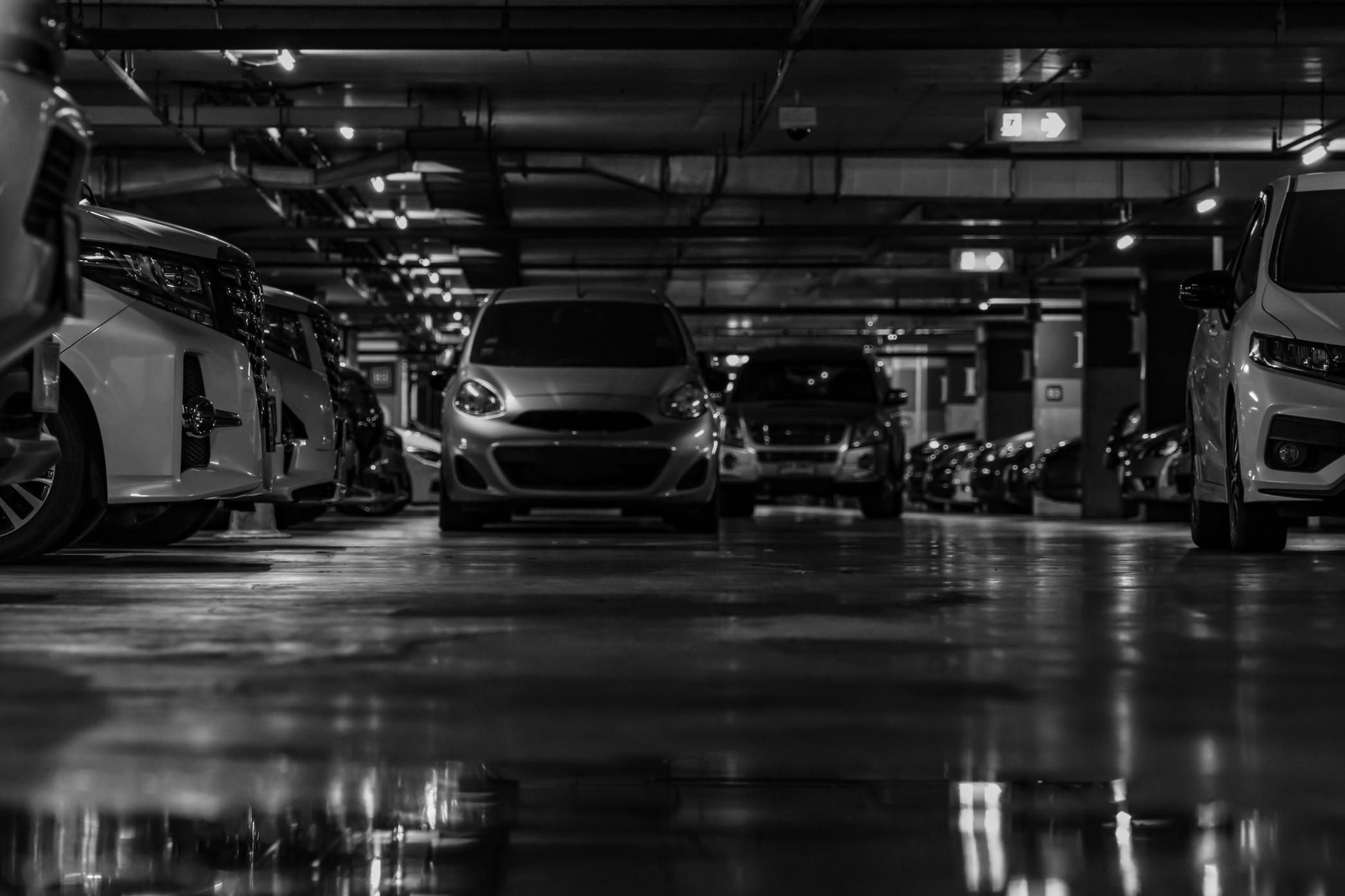 Lave-auto stationnement Montréal