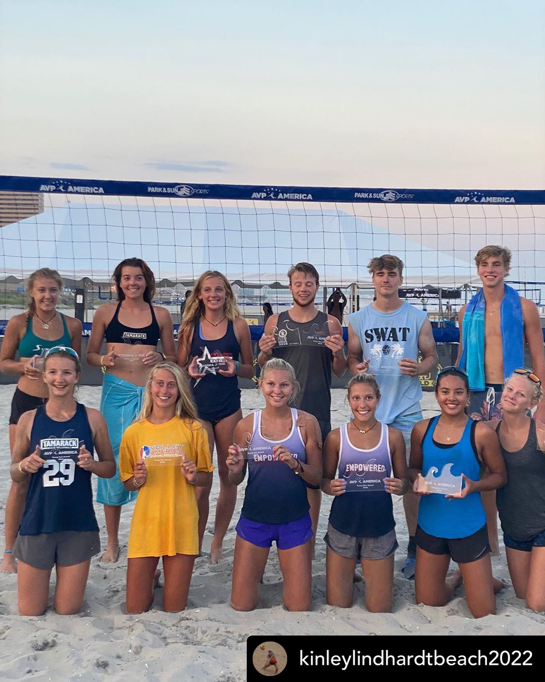 best volleyball training in Colorado