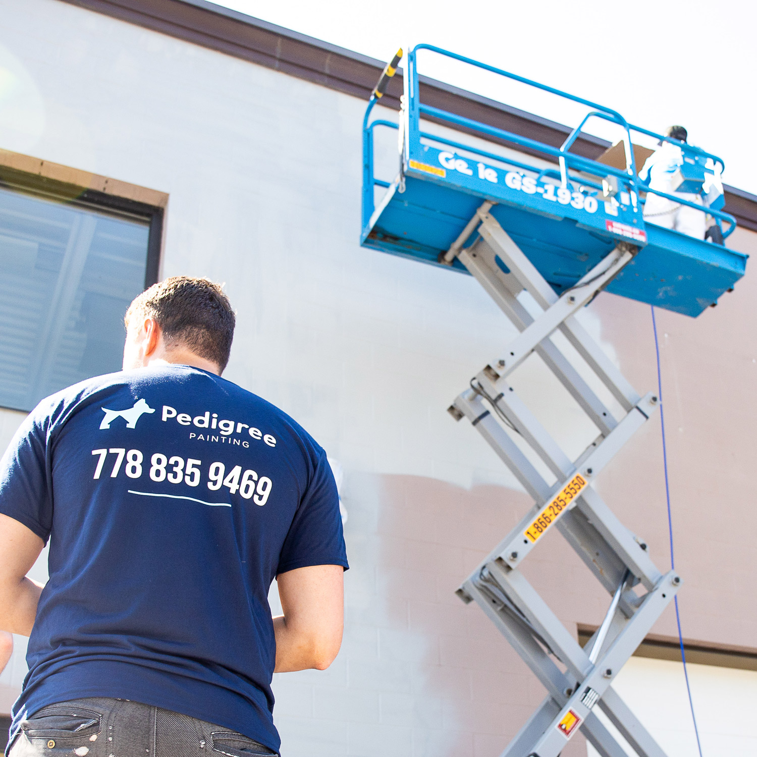 Commercial Exterior Painters in Surrey BC