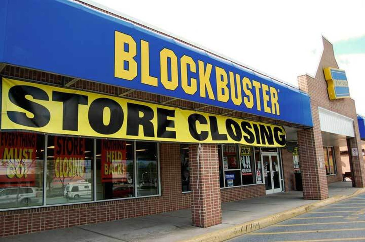 Blockbuster files for bankruptcy protection; some Harrisburg-area stores  closed - pennlive.com