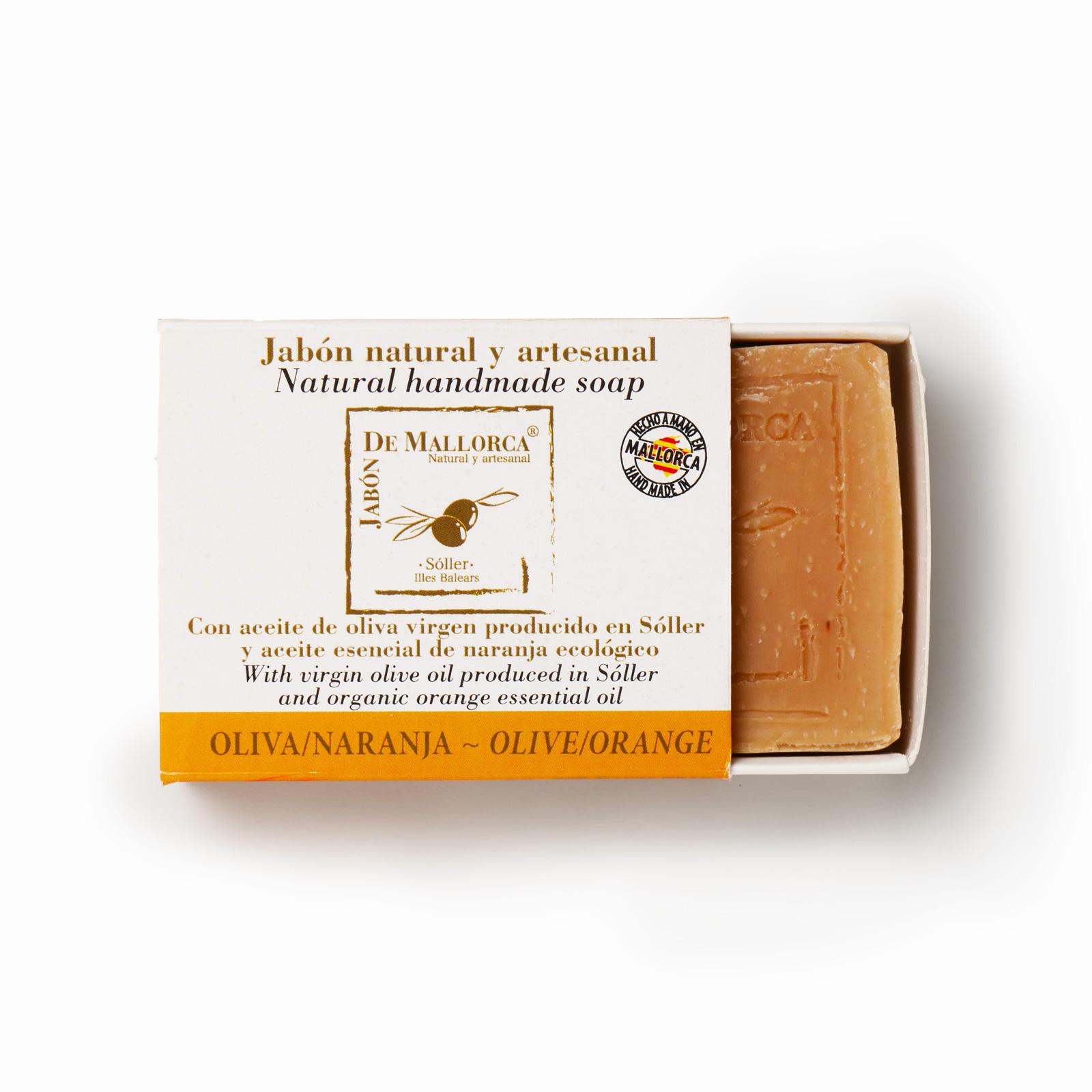 Savon Olive et Orange