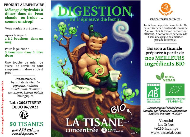 Tisane Digestion