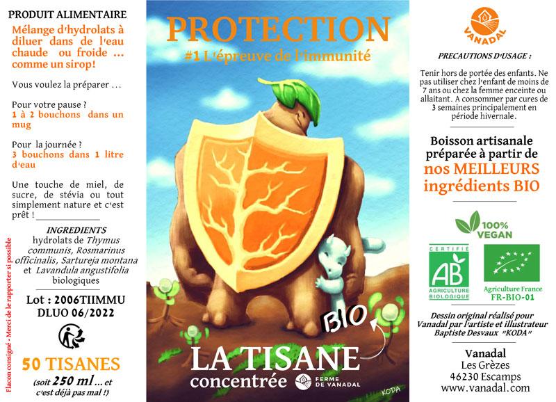 Tisane Protection