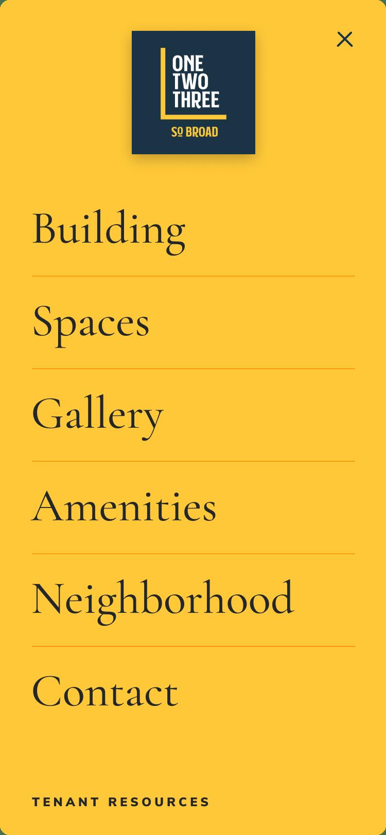 123 S Broad - Building, spaces gallery, amenities, neighborhood, contact, tenant resources
