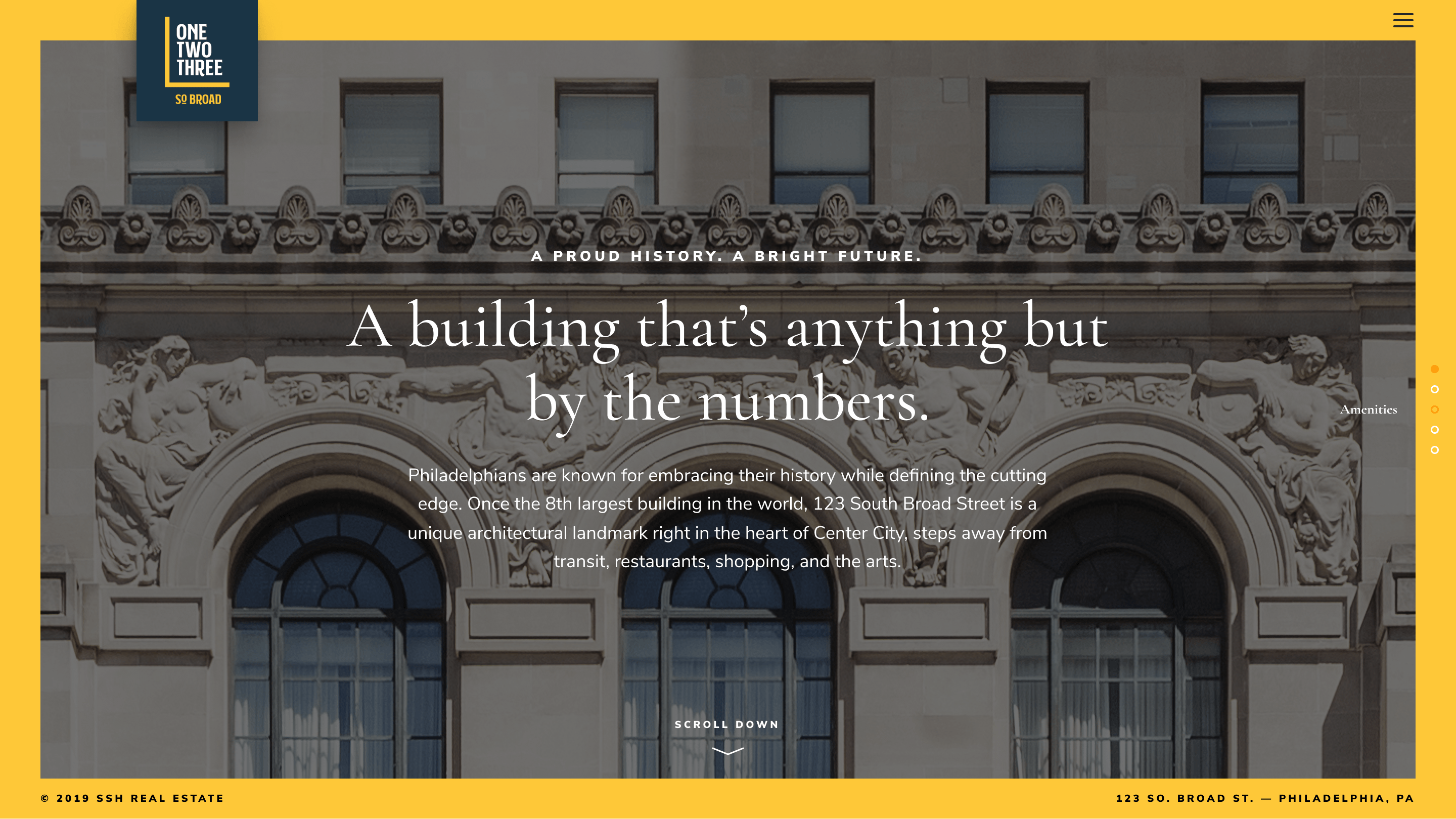 123 S Broad - A building that's anything but by the numbers