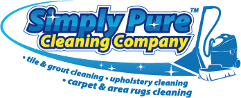 SimplyPure Cleaning Company logo