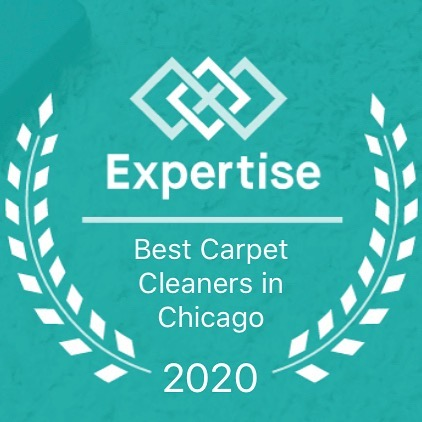 SimplyPure Cleaning Company won the Expertise award for Best Carpet Cleaners in Chicago 2020