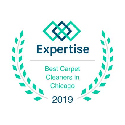 SimplyPure Cleaning Company won the Expertise award for Best Carpet Cleaners in Chicago 2019