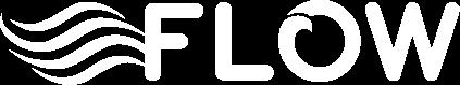 Flow Logo White