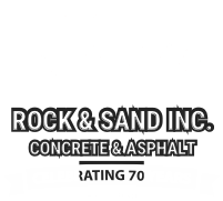 Jensen Rock and Sand logo