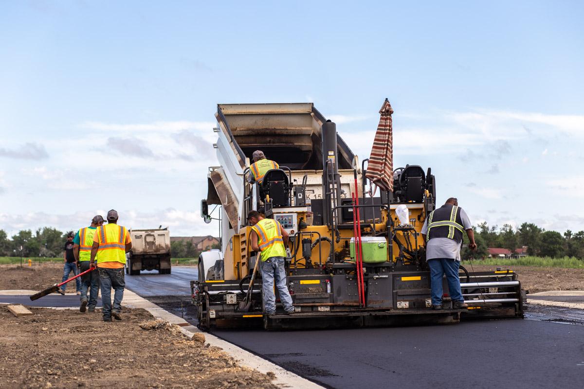 asphalt crew