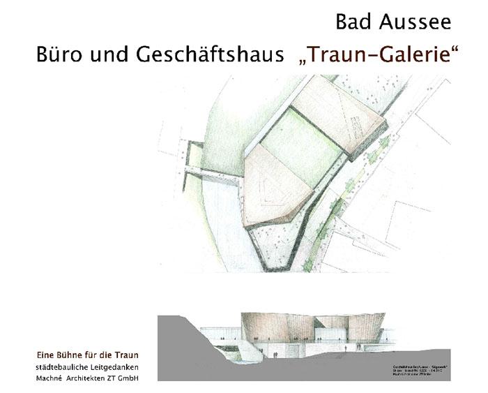 TraunGalerie- Geschäftshaus Bad Aussee