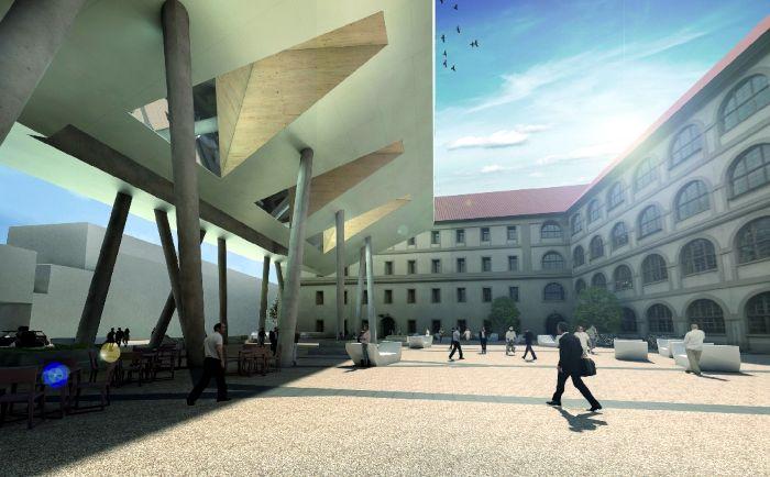 G14_Wohnen und Studentenheim in  Graz