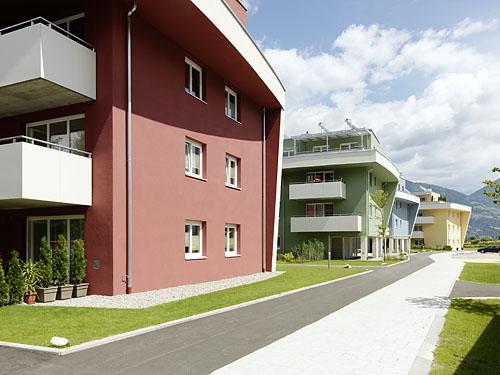 Wohnanlage Lienz Süd-GHS