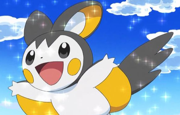 A happy Electric-Type pokémon | Iris is the Second to Have an Electric-Type Pokémon | Iris Facts You Probably Didn't Know
