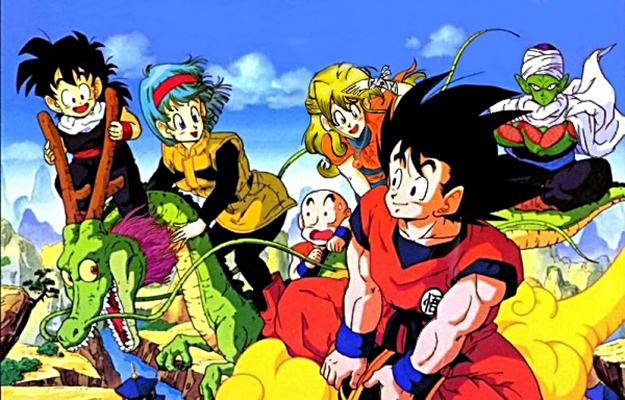 Goku sitting on the cloud and playing with his friends | Everyone Deserve A Second Chance | 6 Life Lessons Goku Taught Us