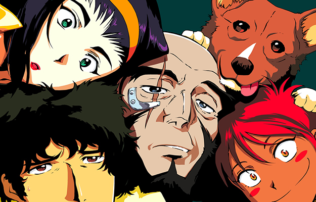 main characters from cowboy bebop film | Cowboy Bebop | Top 4 Anime That Should Have Their Own Video Games