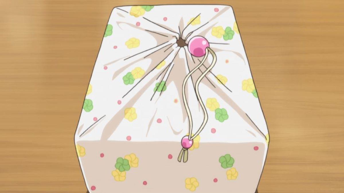 Bento made by ghost Ruriko-san | Homemade Bento | Bento Boxes in Anime