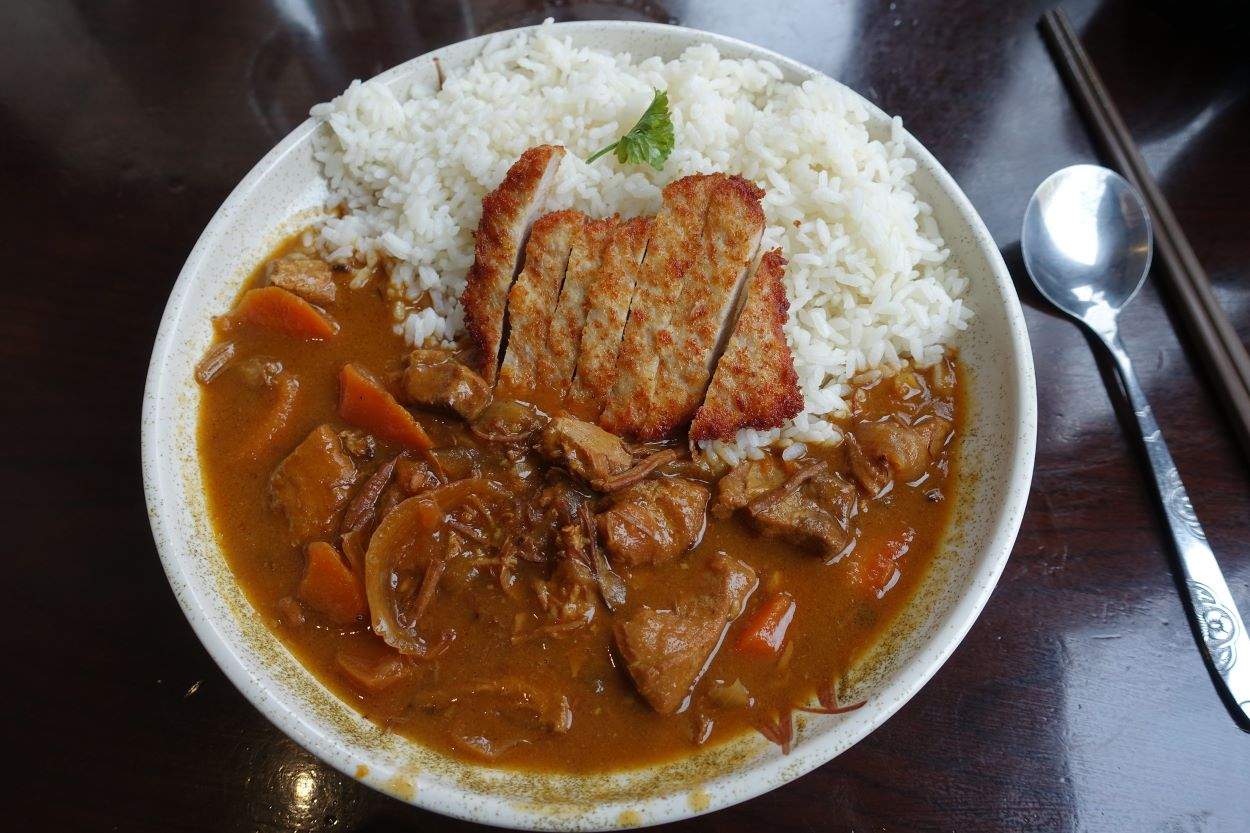 Katsu curry | Variations | Japanese curry