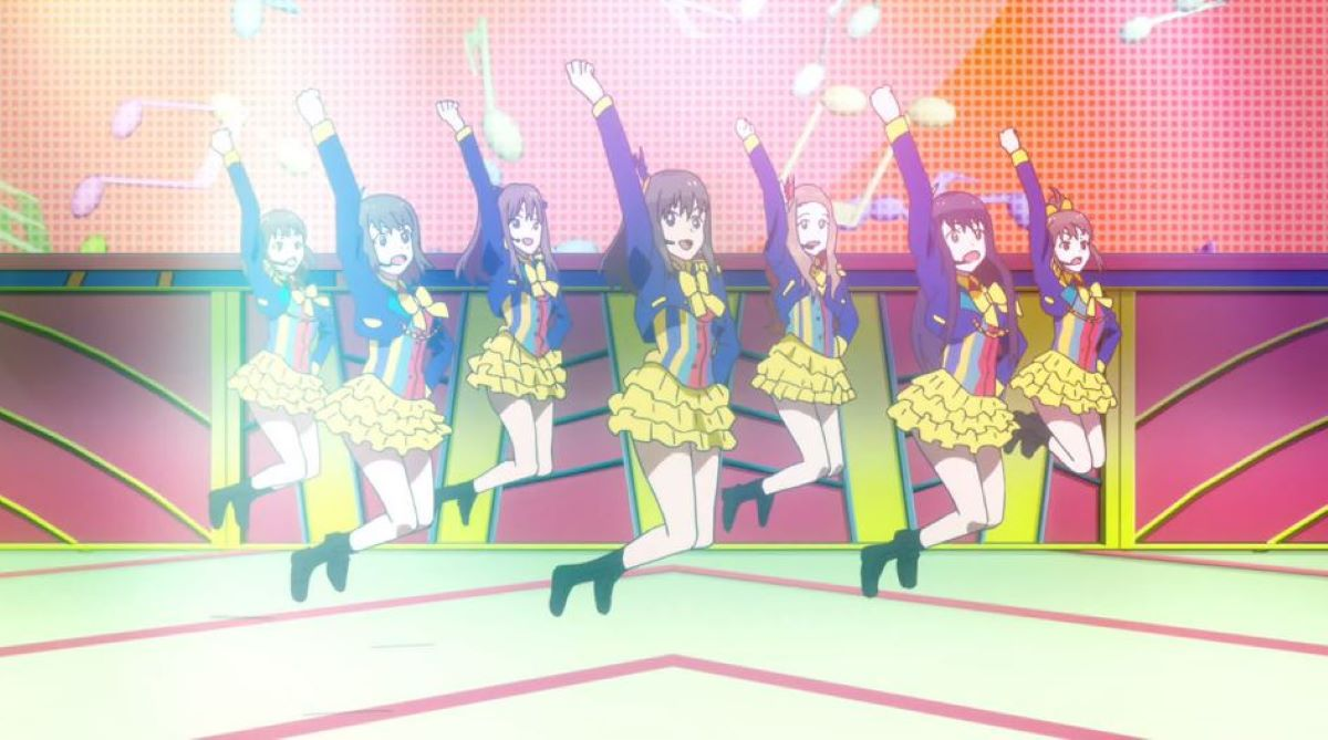The Wake Up Girls performing | Idols | Delve into Music Anime!
