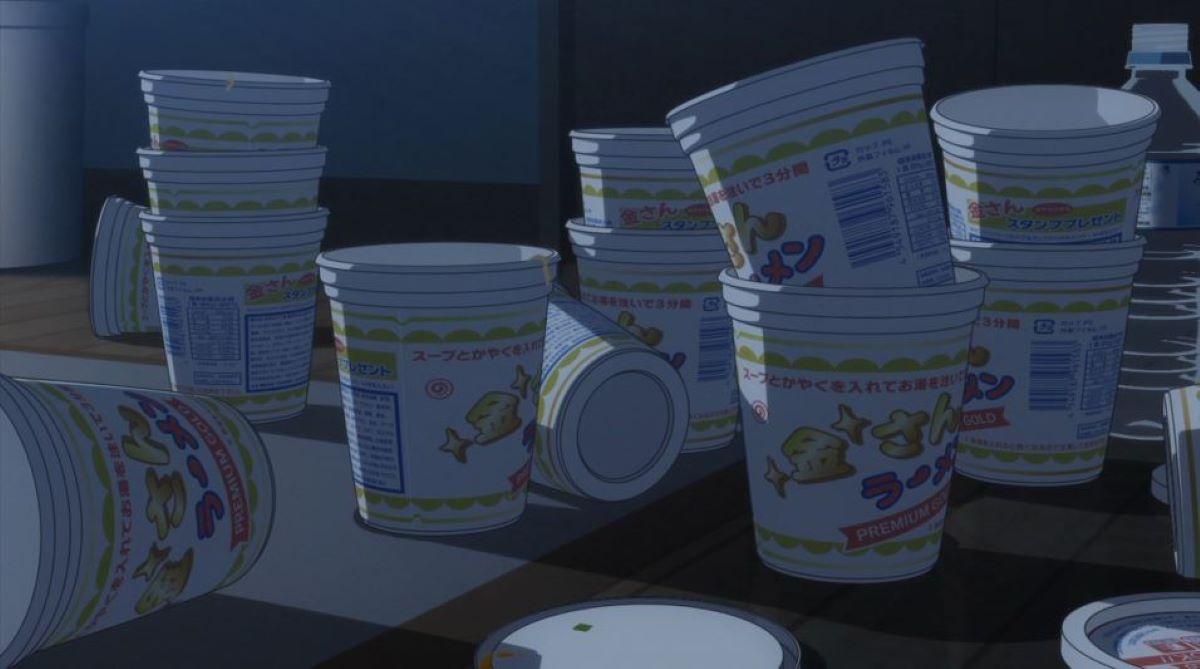 Empty cup noodles piling up | Instant Ramen | Let's Go Get Some Ramen