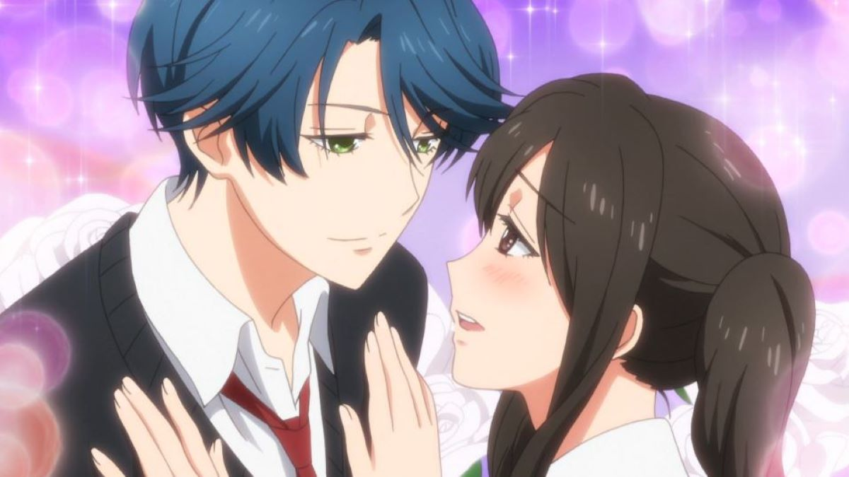 Kashima turning on the charm | A Girl Prince? | The Prince of the School