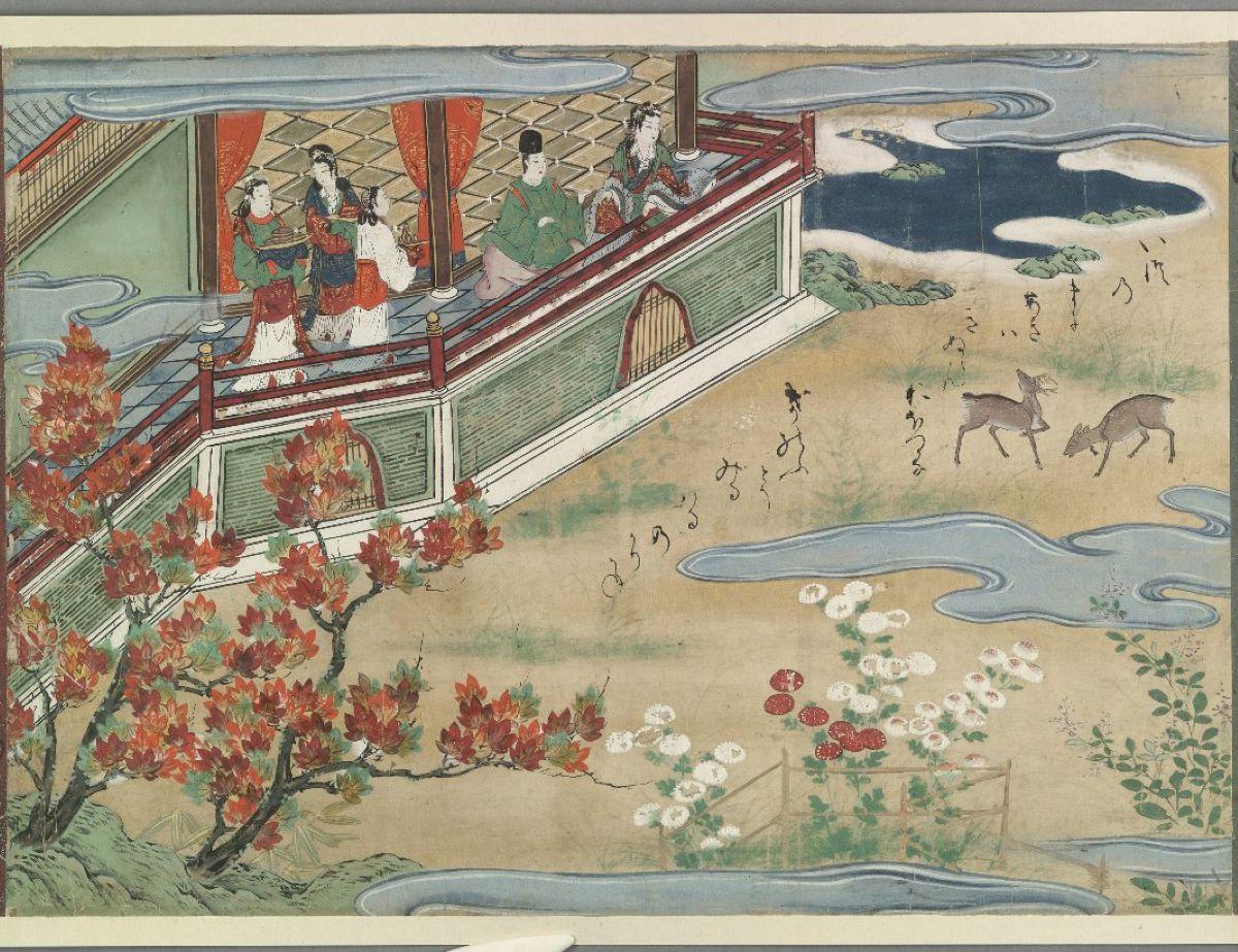 Urashima Taro handscroll | History | An introduction to Isekai Anime
